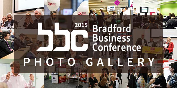 Bradford Business Conference 2015 | Photo Gallery