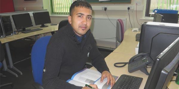 Employee Profile: Tabraiz Ahmed, IT Development Analyst