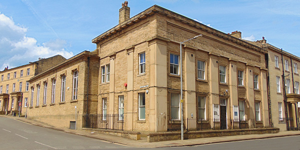 Business Centre Plans For Historic Halifax Building
